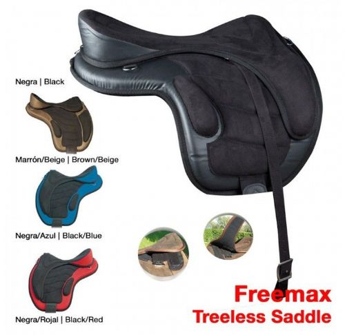 Freemax Treeless endurance saddle